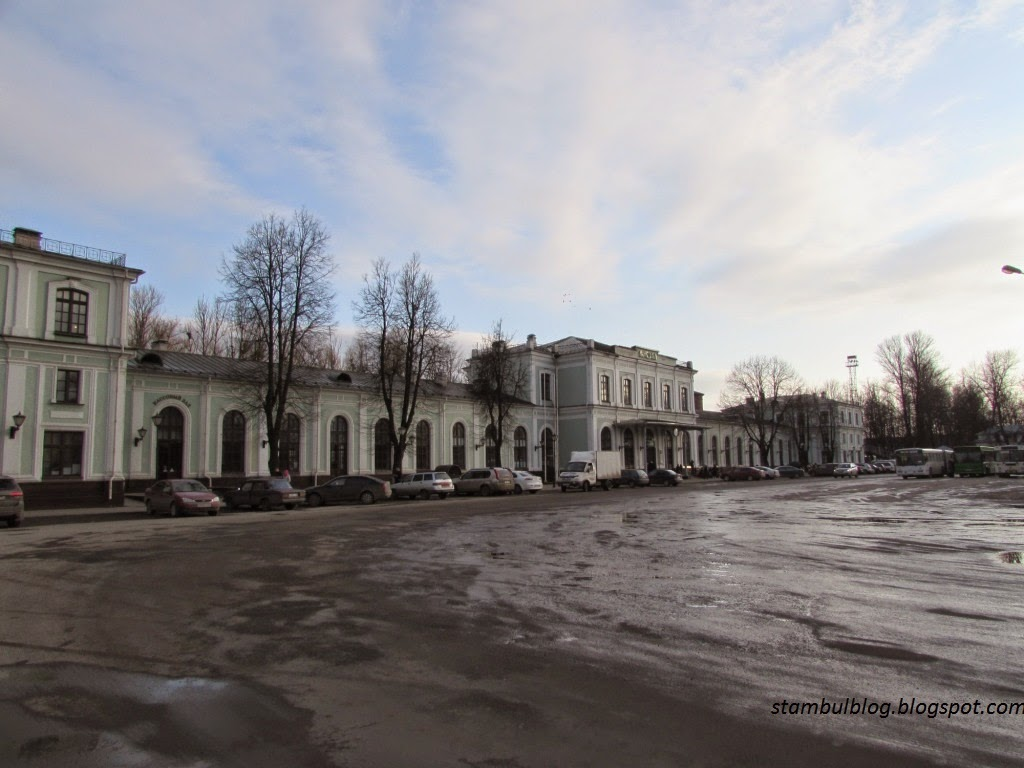 псковский вокзал