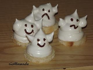 Marshmallow versione Halloween