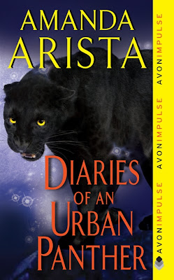 Guest Post: Amanda Arista talks werepanthers & $25 Amazon orB&N Giveaway