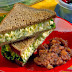 Egg Salad Sandwich Recipe for Your Flat-Belly Diet