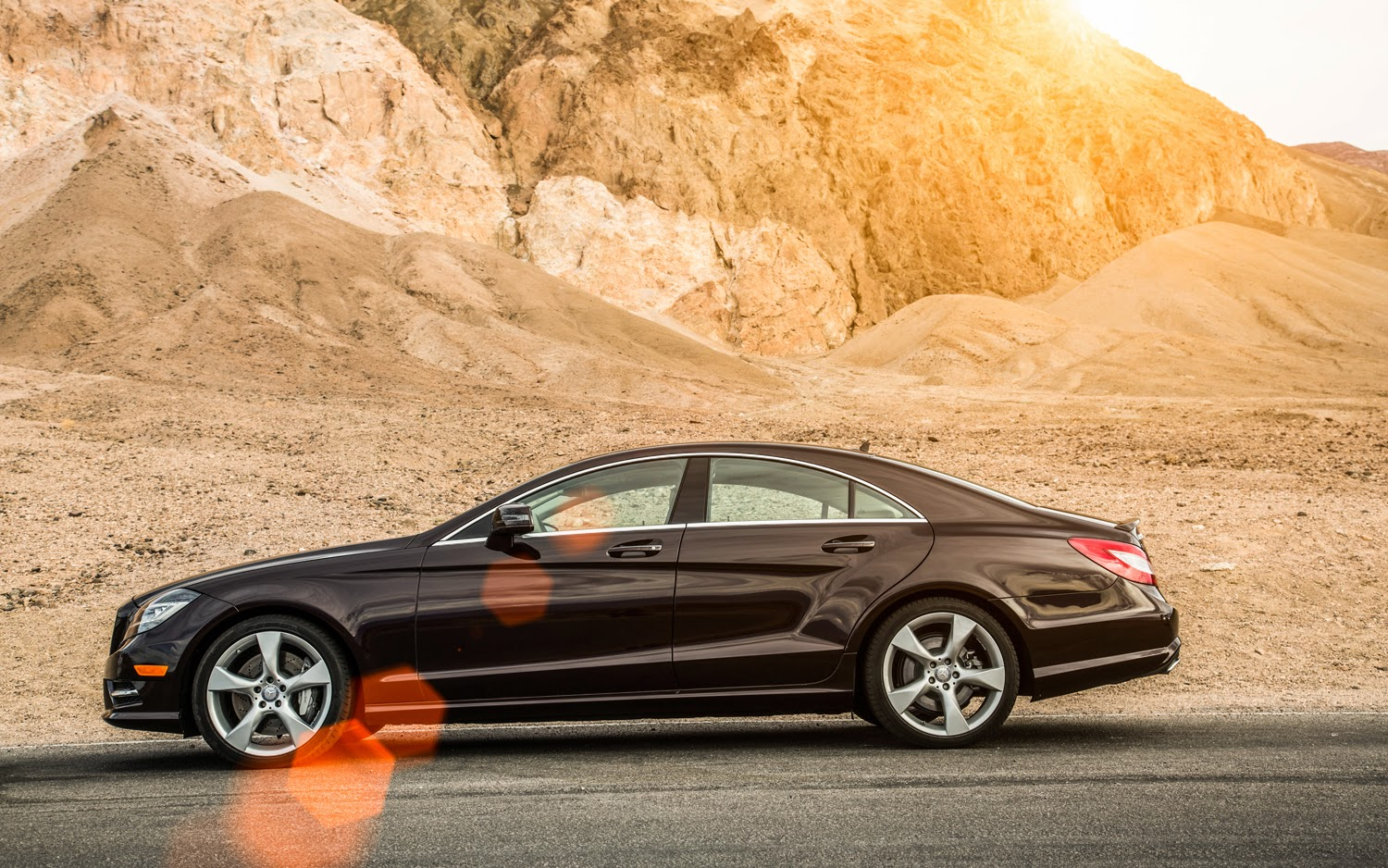 Image gallery 2014 cls 550 review for Mercedes benz cl 550