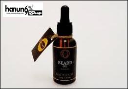 Ombak Beard Oil Minyak Penumbuh Jenggot Brewok