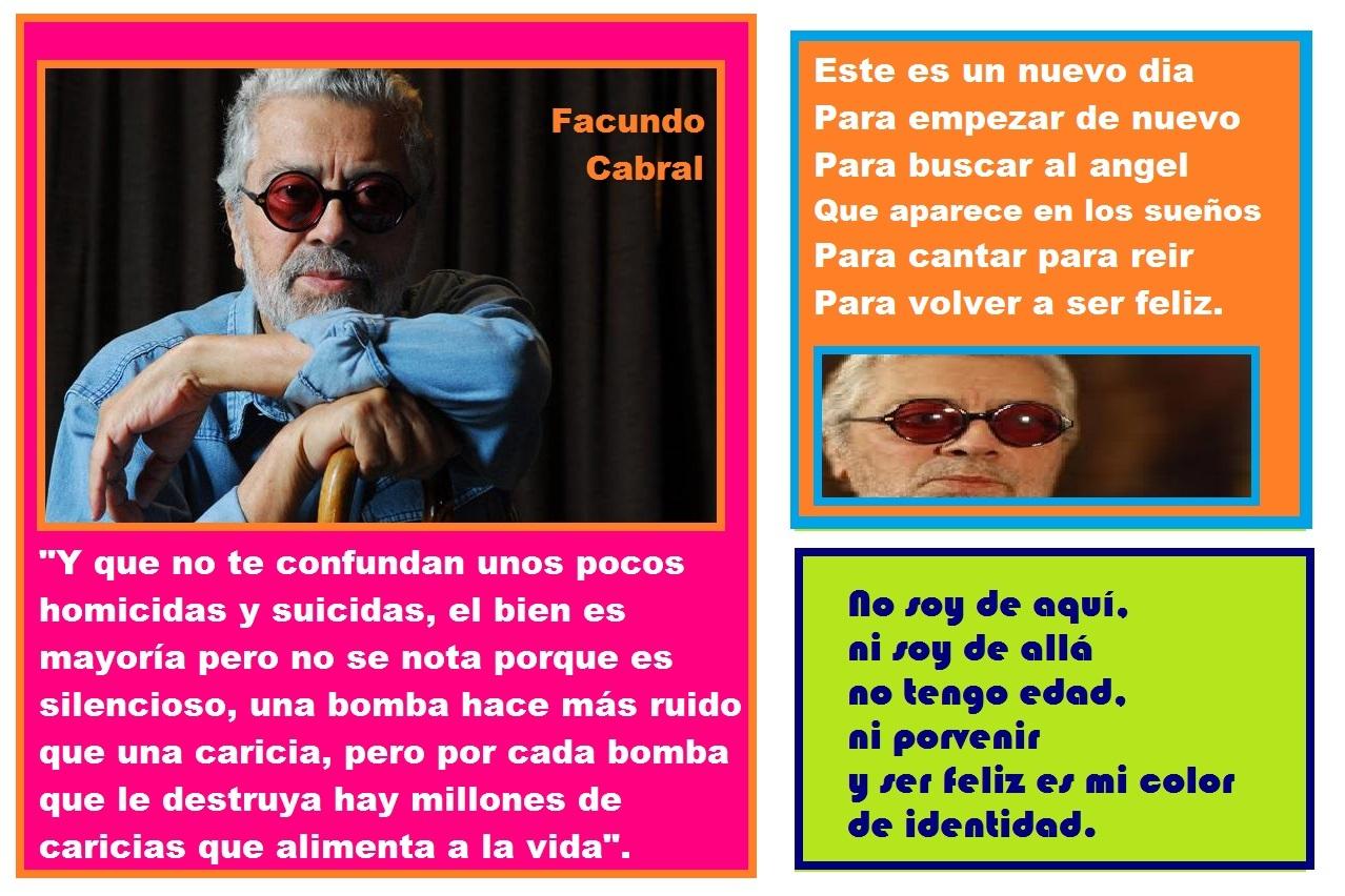 LA VIGENCIA DEL OPINAR DE FACUNDO CABRAL.