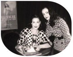 I'VE MET DITA ONCE