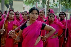 Meet India's Gulabi Gang - Female Activists for Change