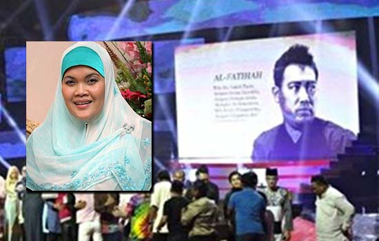 "Teguran Sentap Penyanyi Aishah Isu Rancangan ""Juara Parodi Tribute To Yus Jambu"""