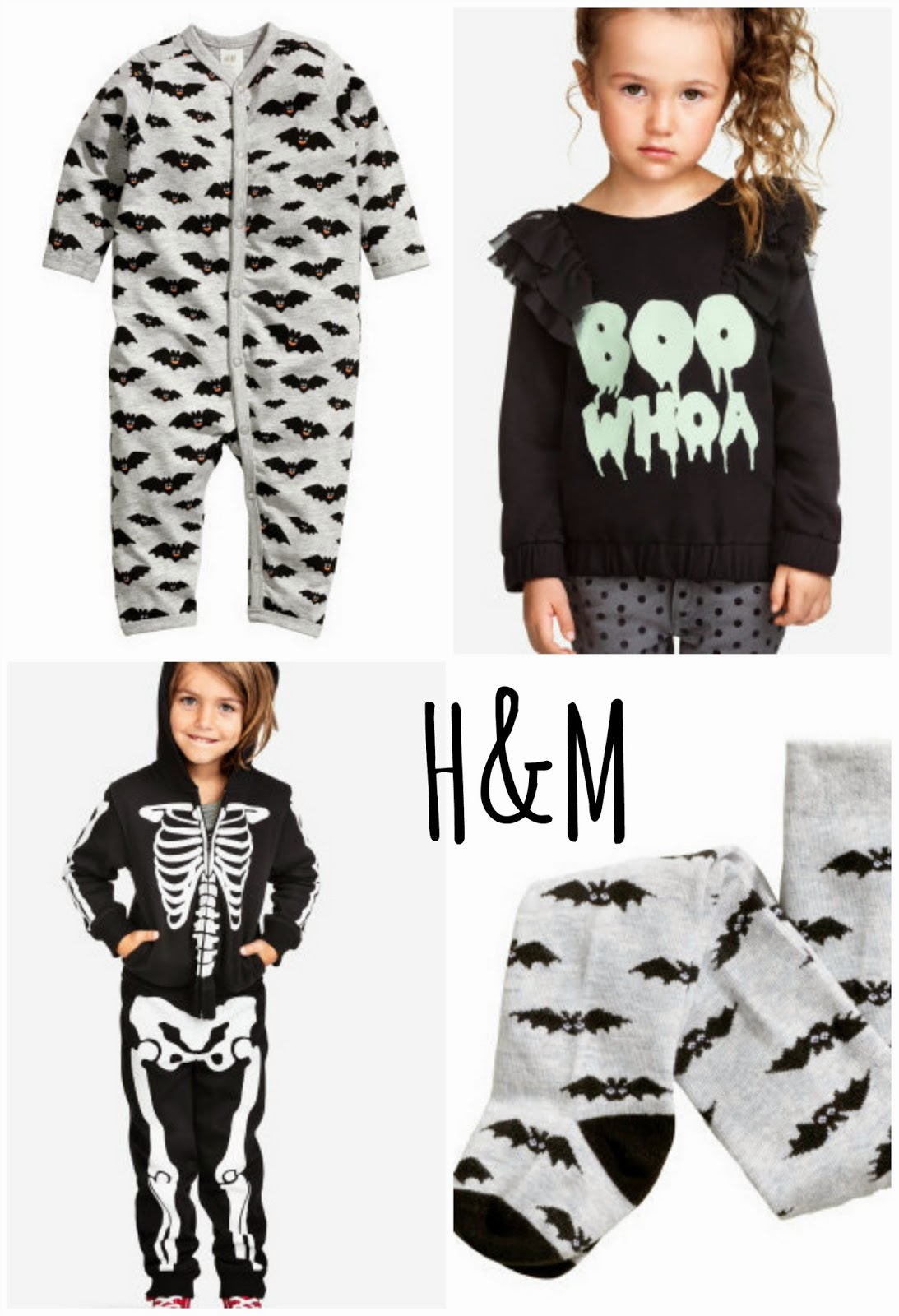 H&M Halloween Fashion