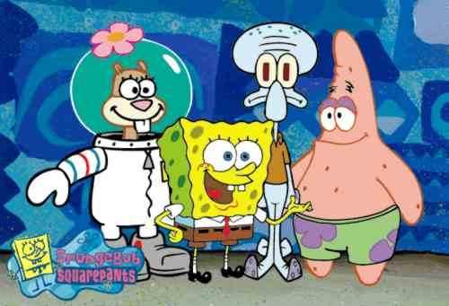 spongebob karton