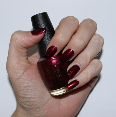 OPI Let Your Love Shine