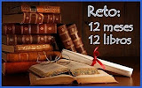 Reto 12 meses, 12 libros