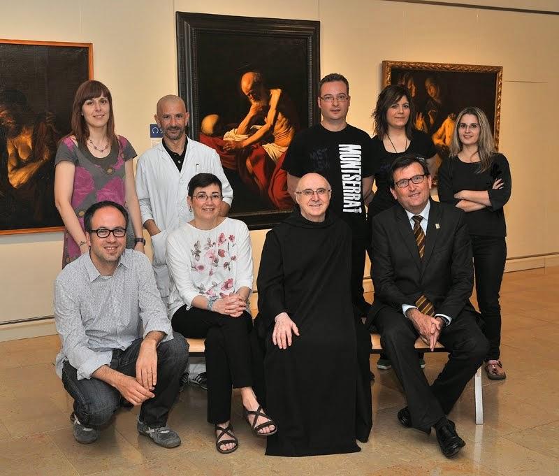 L'equip del Museu
