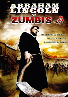 Abraham Lincoln vs. Zumbis - BDRip Dual Áudio