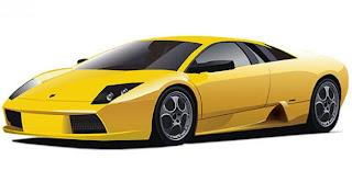 Carro com cor fora do padrão da preferência criminosa.