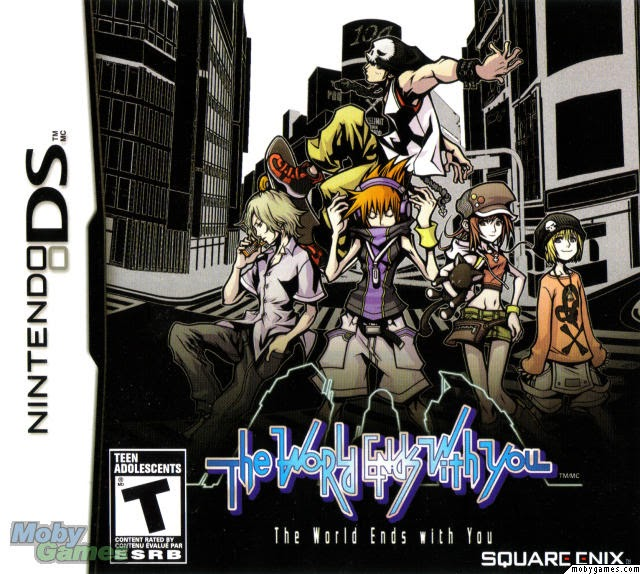 Fairy Tail Nds Rom Download: The World Ends With You (NDS Rom) [Voces Ingles/Textos En