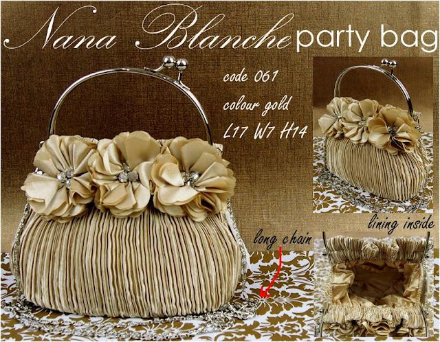 Nana Blanche 061 Gold