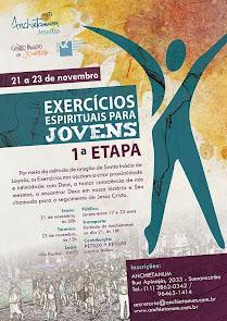 Exercícios Espirituais para Jovens - 1ª Etapa