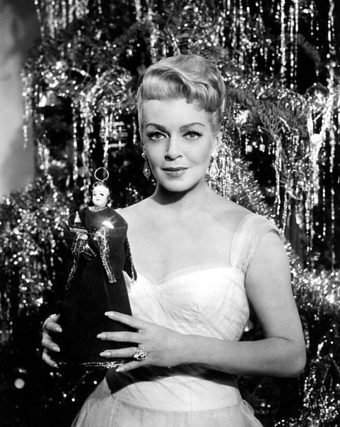 Lana Turner Christmas