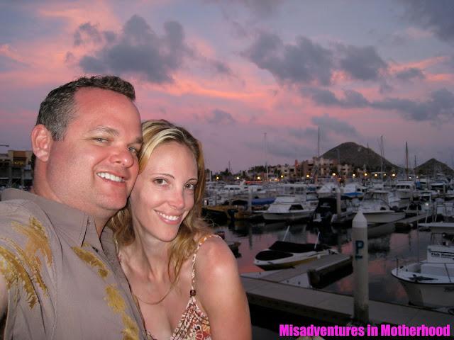 Cabo San Lucas anniversary