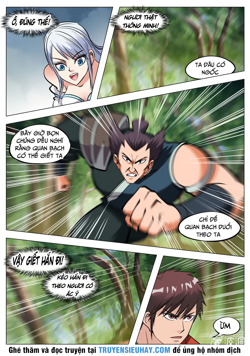 Đại Kiếm Thần chap 141 - Trang 9