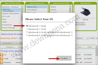 Download driver acer