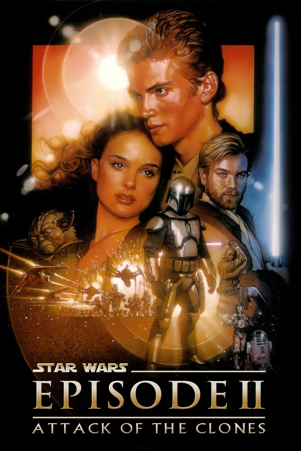 Star Wars Episode II: Attack of the Clones 2002