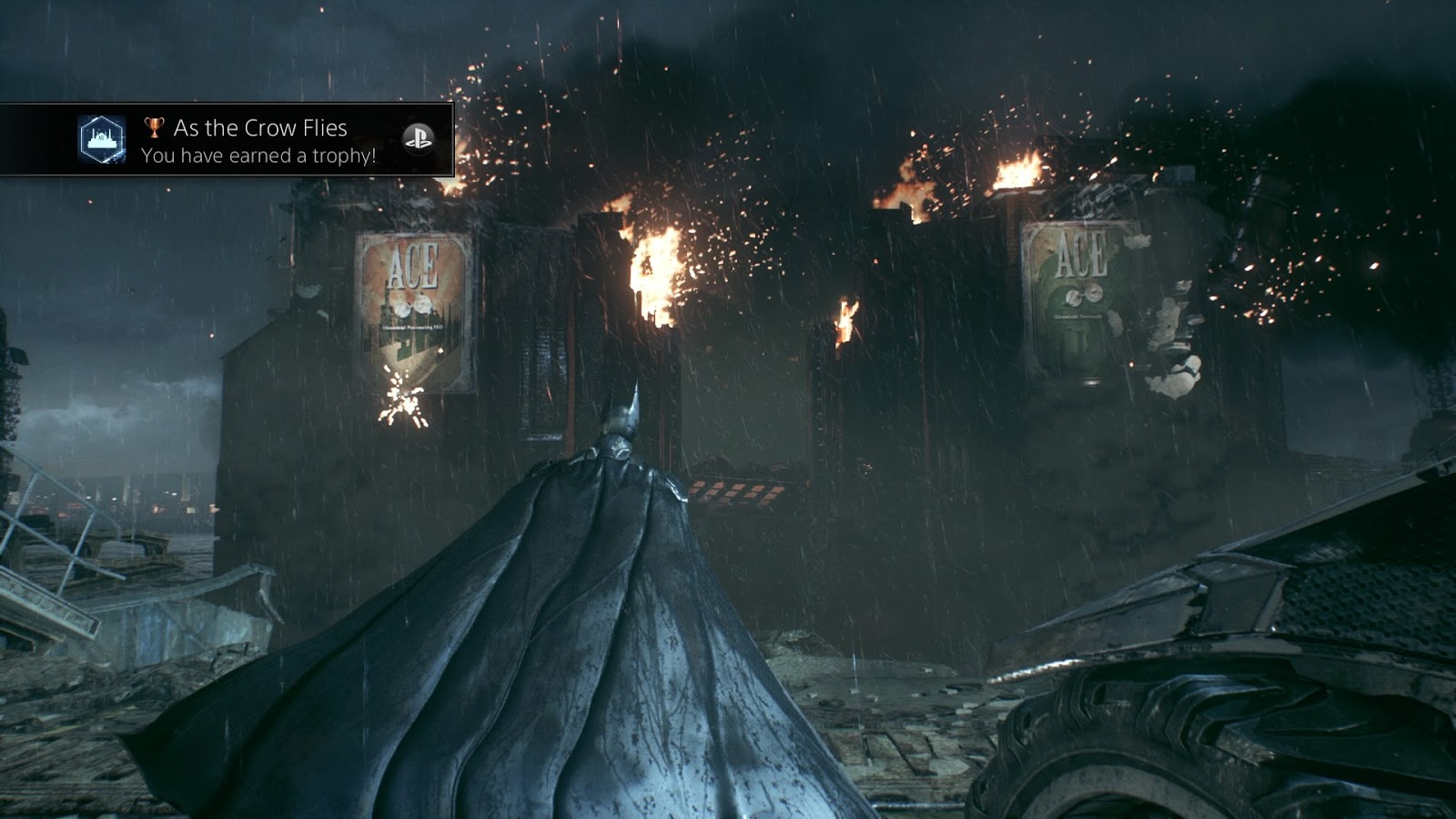 Batman Arkham City Escape Gcpd Building