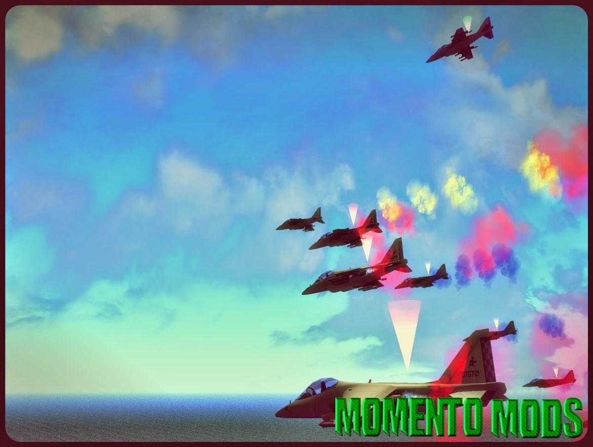 GTA SA - Formation Flight