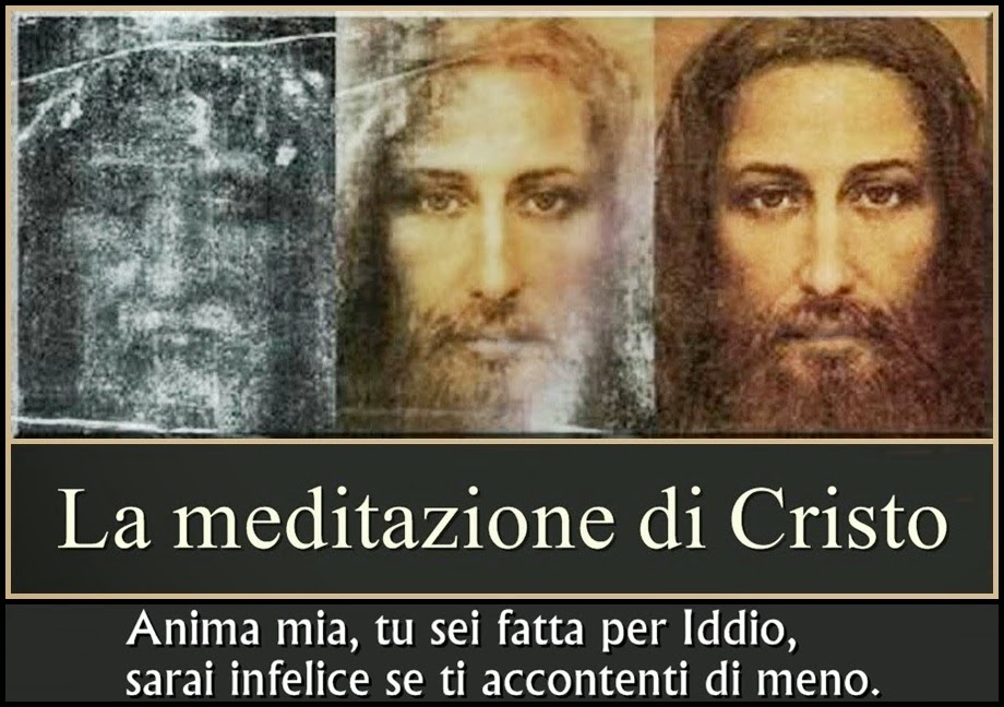 La meditazione di Cristo