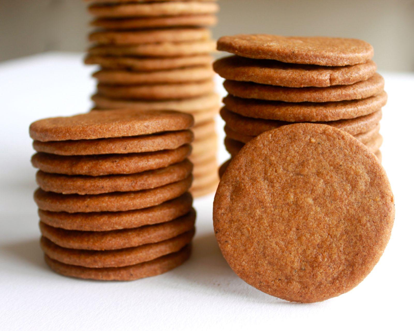 Speculaas Cookies Recipe — Dishmaps
