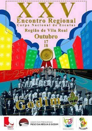 XXV Encontro Regional CNE-Vila Real
