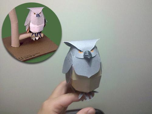 My Owl Barn Diy Owl Sculpture