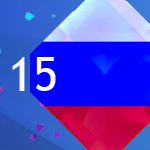 "Rusia - ""Shine"" Tolmachevy Sisters"