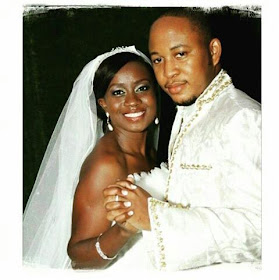 Nikki Laoye & hubby, Alex Oturu celebrate 4th wedding anniversary