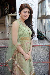 Praneetha Latest Pictures in Salwar Kameez at Sri Lakshmi Prasanna Pictures Movie Opening  0003.jpg