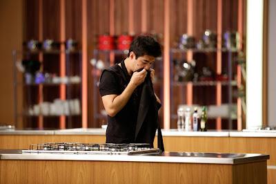 Fernando deixou a competição nesta terça-feira - Divulgação/Band