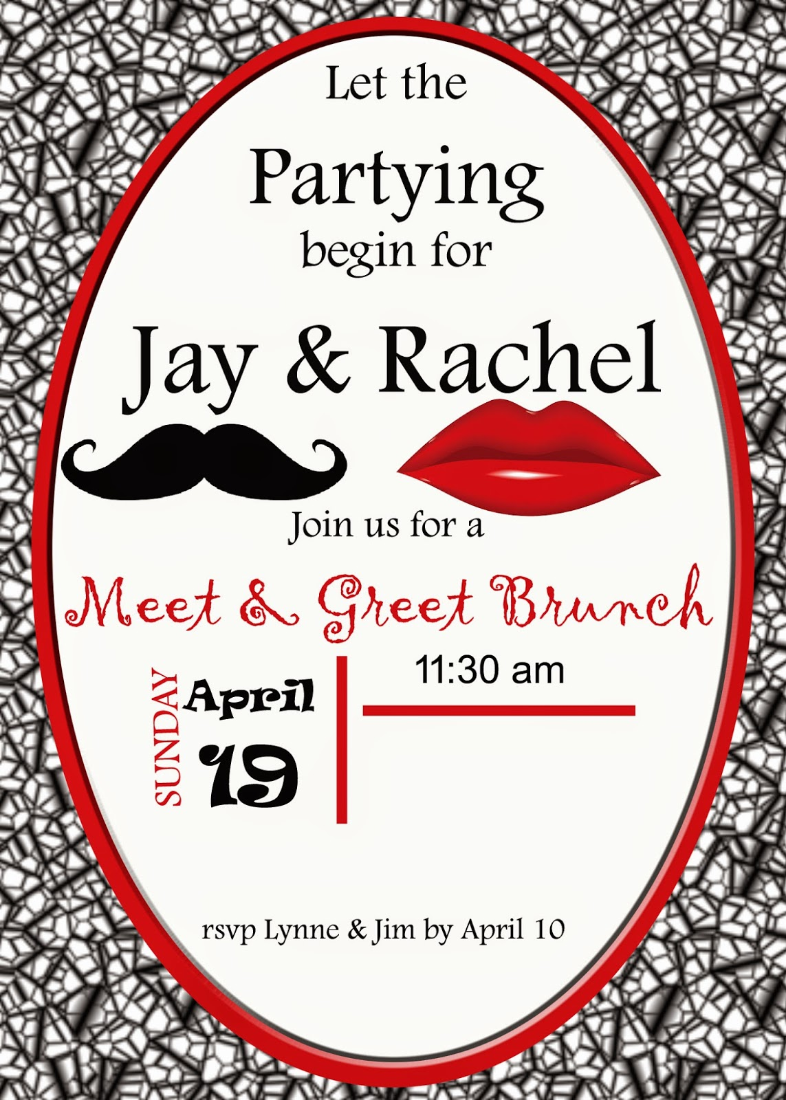 bridal party meet and greet