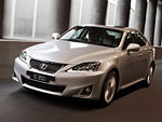 Japanese car photos - 2011 LEXUS IS 350 - 04