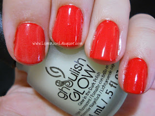 China Glaze - Ghoulish Glow