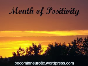 Month Of Positivity