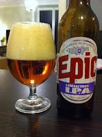 Vårens mest Epic öl! Epic Armageddon IPA, svaret? 42 såklart!