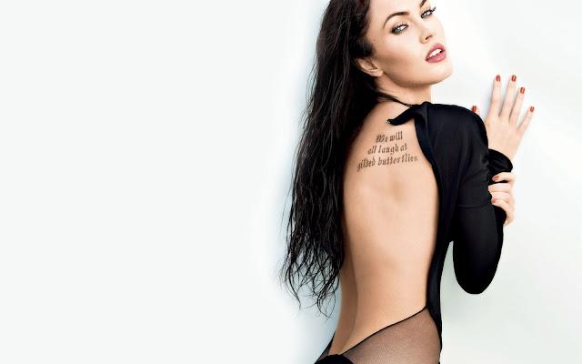 Megan Fox Wallpaper