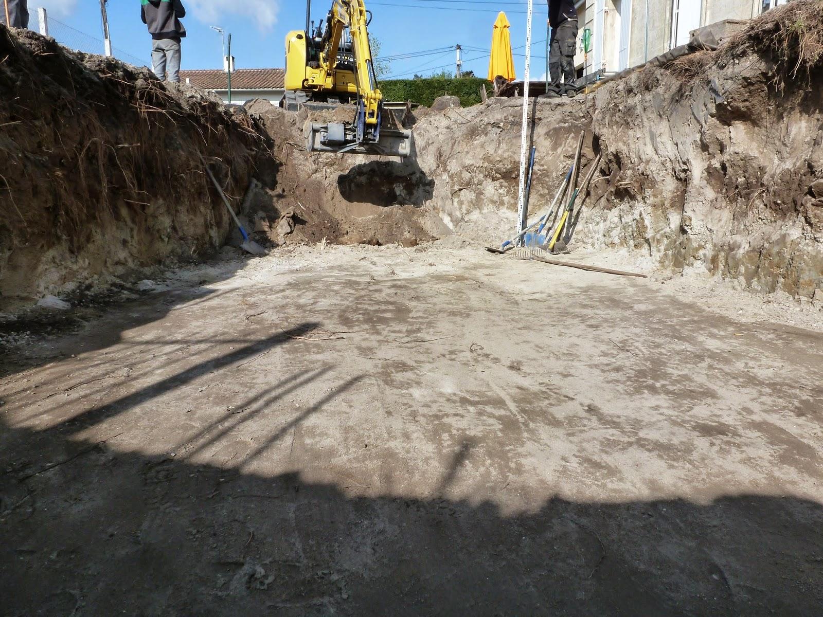 Projet tapes de construction d 39 une piscine en gironde for Construction piscine 54