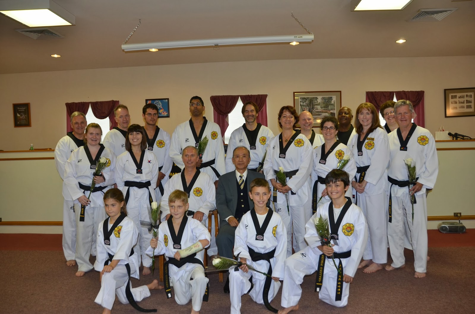 the chosun taekwondo journal essay excerpts from black belt most important to me is the strong sense of connection between our practice and the history of taekwondo through our direct inheritance from grandmaster