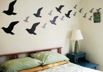 Decora el hogar decora las paredes con st ncil for Disenos para decorar paredes de dormitorios