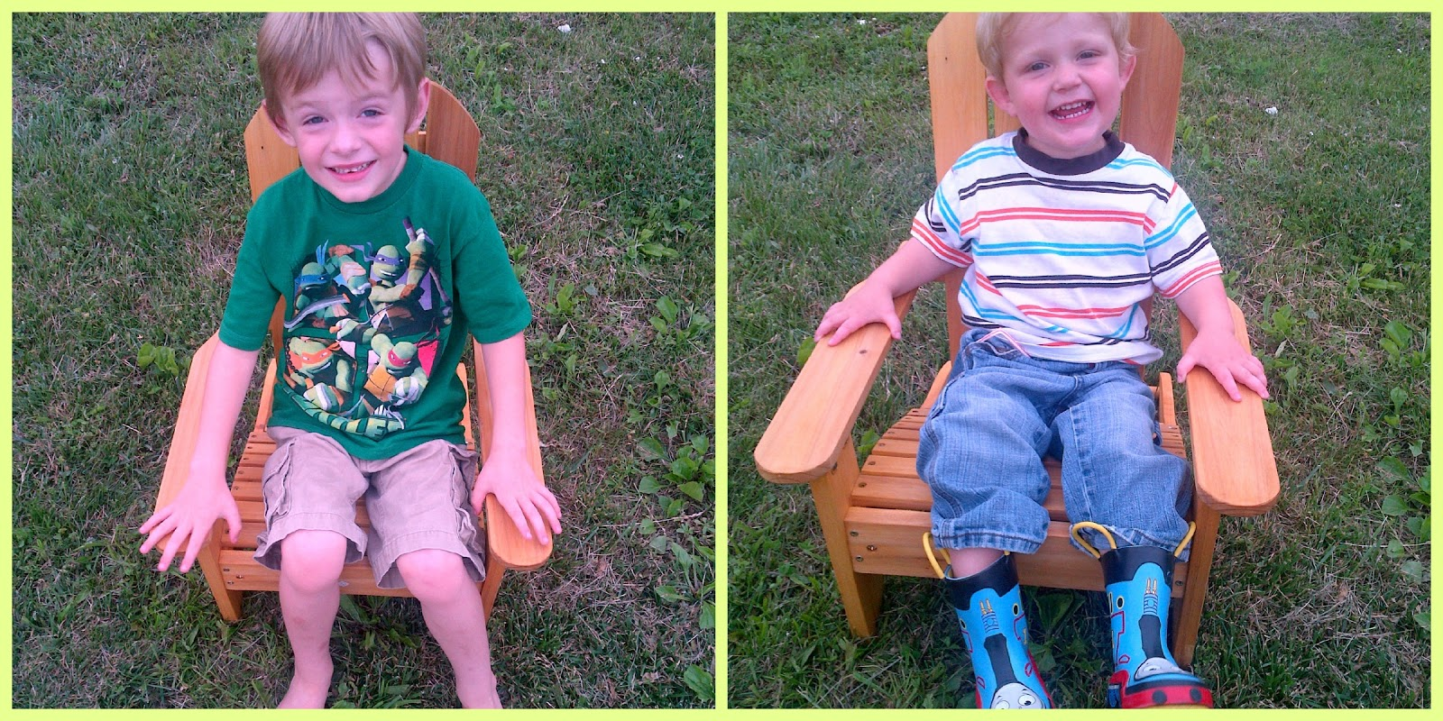 The KidKraft Adirondack Chair Has Been A Great Addition To Our Outdoor  Area. We Love This Great Item From KidKraft, Its Really Well Made And At A  Great ...