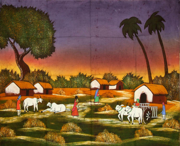 Wallpapers: Indian Vil...