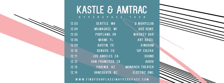 Kastle & Amtrac - Hyperspace