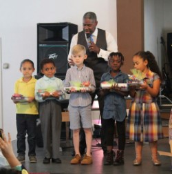 Sunday School recognition