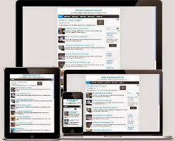 Template Blog untuk Google Adsense
