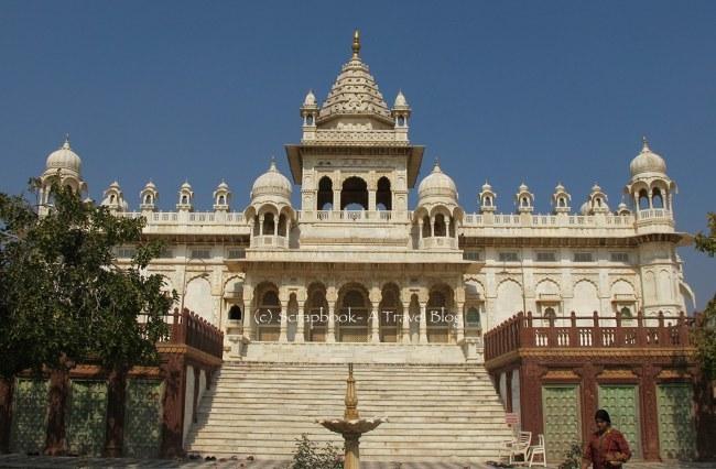 Jaswant Thada at Jodhpur, Rajasthan